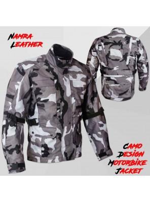 Camo Cordura Jacket